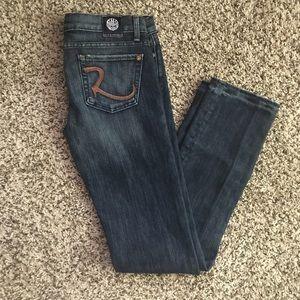 Rock &Republic Straight leg jeans